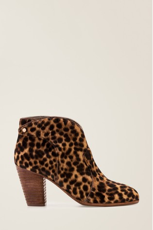 crazy price how to find hot-selling latest Boden Brown Hoxton Ankle Boots
