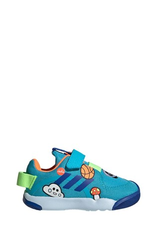 adidas Blue ActivePlay Infant Trainers