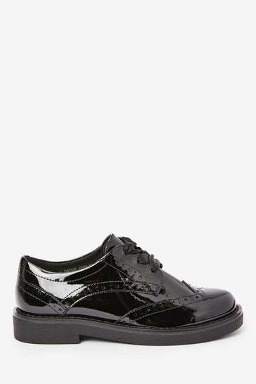 Buy Ribbon Lace-Up Brogues (Older) from