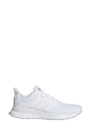 Buy adidas Run White Run Falcon Junior
