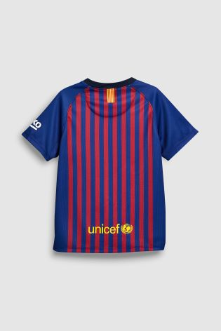 Buy Nike FC Barcelona 2018 19 Kids Stadium Football Mini-Kit from ... 50568172a8840