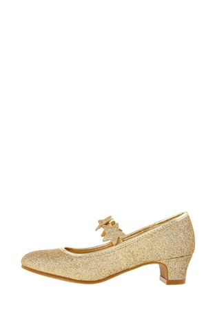 Buy Angels by Accessorize Gold Glitter