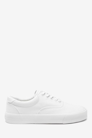 Buy Superdry White Classic Trainers