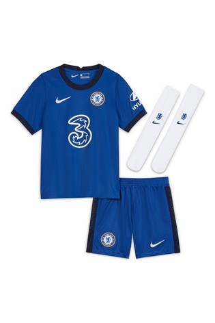 Buy Nike Home Chelsea 20 21 Infant Kit From The Next Uk Online Shop