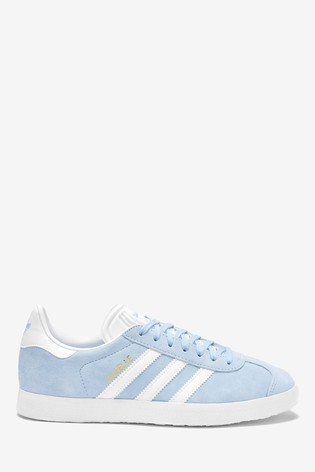 Parity > baby blue adidas gazelle, Up to 66% OFF