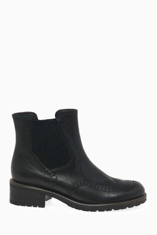 Buy Gabor Black Imagine Wide Foot Fit