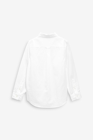 Buy Lacoste® Long Sleeved Oxford Shirt from Next Slovakia a62ff780abd