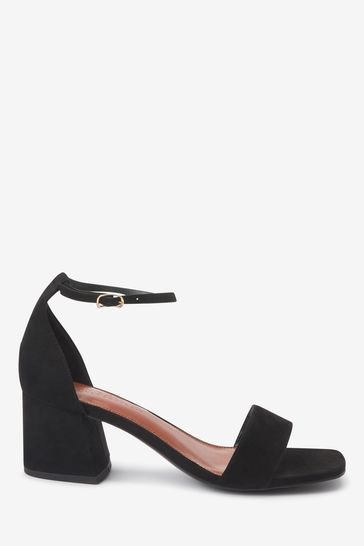 Simple Block Heel Sandals from the Next