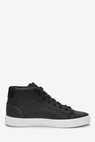 mens adidas mid top trainers cheap online