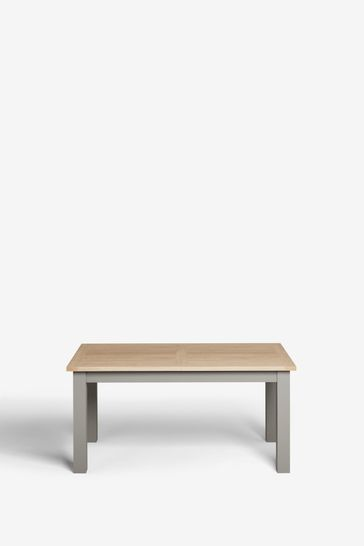 Cucina Letters Kitchen Decor, Buy Malvern 6 10 Seater Double Extending Dining Table From The Next Uk Online Shop