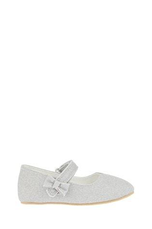 Monsoon Baby Super Sparkle Walker Shoes