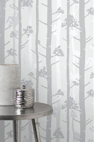 Buy Urban Walls Birch Tree Wallpaper By Urban Walls From The Next Uk Online Shop