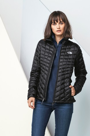5ea6a96e6 The North Face® Black Thermoball Jacket