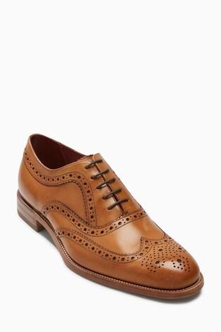 Loake Fearnley Brogue Shoe