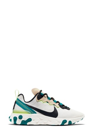 Cromático Júnior El cuarto  Buy Nike React Element 55 Trainers from the Next UK online shop