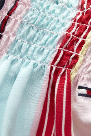 e053cf185 Buy Tommy Hilfiger Girls Candy Stripe Jumpsuit from Next Ireland