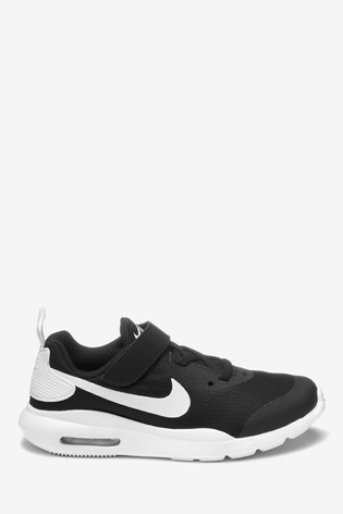 4ad7828999 Buy Nike Black/White Air Max Oketo Junior from the Next UK online shop