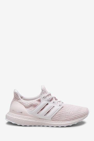design de qualité 9ba11 caf6e adidas Run Pink UltraBoost Trainers