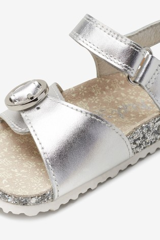 Buckle Sandalsyounger Sandalsyounger Silver Corkbed Sandalsyounger Silver Buckle Corkbed Corkbed Silver Buckle Silver K1u5TlJc3F