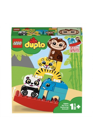 Buy Lego Duplo Balancing Animals Toys For Toddlers 10884 From The