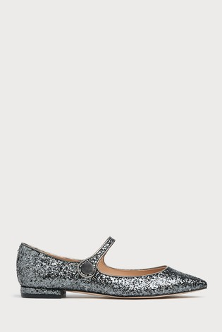 376efe785 Buy L.K.Bennett Grey Mary Jane Flat from the Next UK online shop