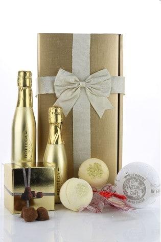 Le Bon Vin Prosecco Pamper Gift Set