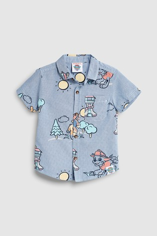 ddb747e2 Buy PAW Patrol Shirt (3mths-7yrs) from the Next UK online shop