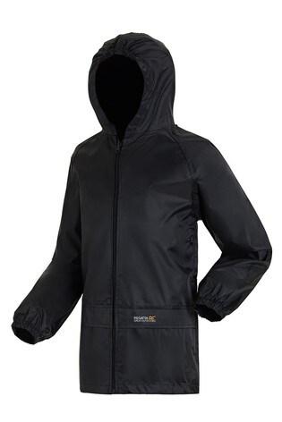 e745d8d7da Buy Regatta Black Stormbreak Jacket from Next Slovakia