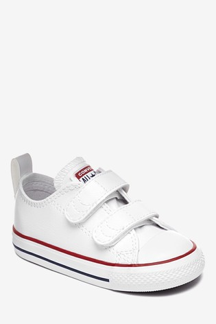 d529fefdf175b0 Buy Converse Infant Chuck Taylor 2 Velcro Ox Trainer from the Next ...