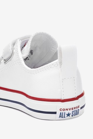 Converse Infant Chuck Taylor 2 Velcro Ox Trainers