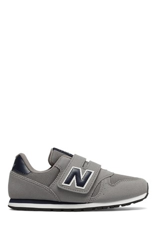 New Balance 373 Younger Velcro Trainers
