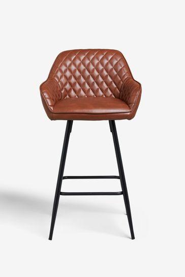 Astounding Hamilton Black Leg Bar Stool Ocoug Best Dining Table And Chair Ideas Images Ocougorg