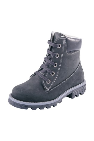 db824105 Buy Kotofey Black Leather Lace Up Boot from Next Russia
