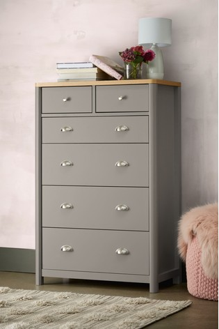 huge selection of 90ee8 60c71 Hanley 6 Drawer Tall Chest