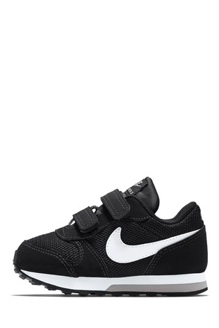 reloj envío directo colores armoniosos Buy Nike MD Runner Infant Velcro Trainers from the Next UK online shop