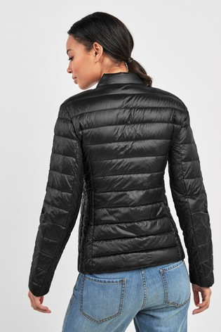 7abec32a6 Armani Exchange Black Padded Jacket