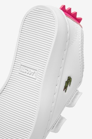 07dc3cd9f Buy Lacoste® Infant Straightset Croc Trainer from Next Slovakia