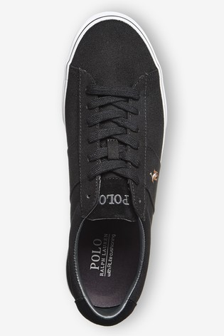 Buy Polo Ralph Lauren Sayer Canvas Trainer from Next Germany