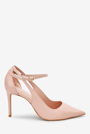 Buy Nude Signature Leather Cut-Out
