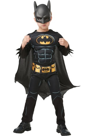 Toys Games Kids Toddlers Small Rubies Official Batman Fancy Dress Costume Fancy Dress Toys Games Jmbco Com