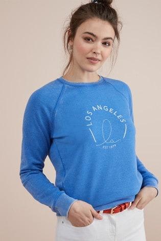 4d699b1b80 Buy Graphic Sweatshirt from the Next UK online shop