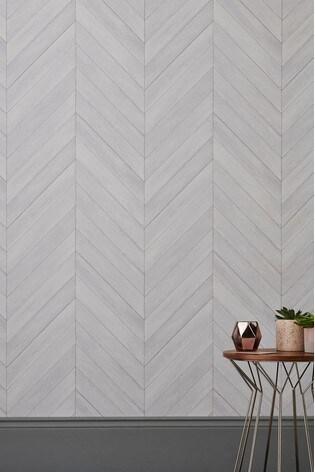 Paste The Paper Wood Panels Wallpaper
