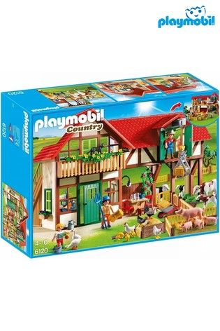 Splinternye Buy Playmobil® Country Large Farm from the Next UK online shop JR-29