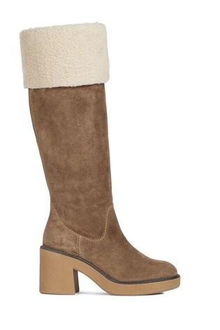 Geox Women's Geox Brown Brown Women's Adrya Adrya Geox Boots Boots thQdrCsx