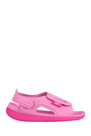 d75ba740a3b8 Buy Nike Pink Sunray Adjust Junior   Youth from Next Slovakia