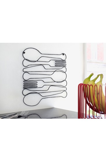 Dinner Time Wire Frame by Art For The Home on