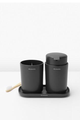 3 Brabantia Bathroom Accessories, Brabantia Bathroom Accessories