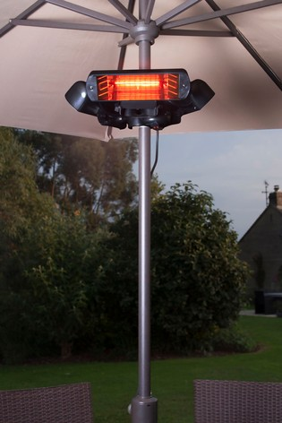 Buy Parasol Electric Heater By La Hacienda From The Next Uk Online Shop