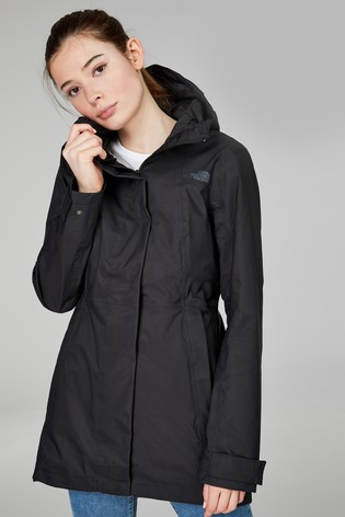 a4f1a512c3 Buy The North Face® Black City Midi Trench from the Next UK online shop