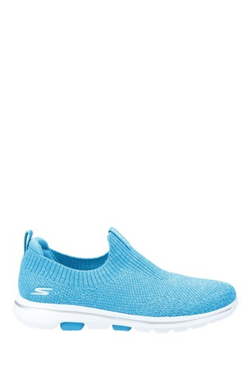 Buy Skechers® Blue Gowalk 5 Trendy Slip